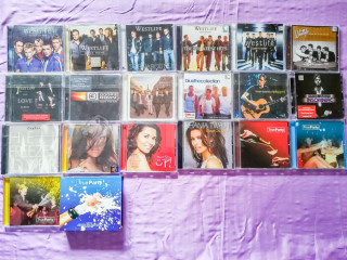 Original Audio CD Collection (19 CDs)