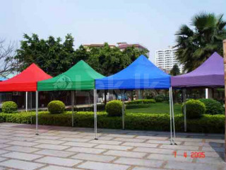 Canopy tent 40% OFF! Folding Canopy Tent with Powder Coated Frames (3mx3m) worth Rs.16,285 for just Rs.9,500!