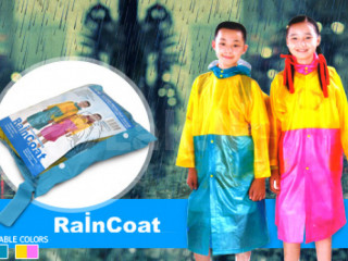 RAIN COATS 40% OFF! KIDS RAIN COATS