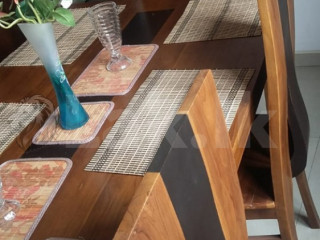 Used teak furnitures