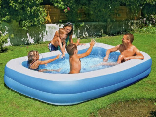Chad Valley Family Swim Centre Pool - 8.5ft - 950 Litres