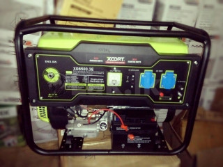 XCORT GASOLINE PETROL SELF START GENERATOR 5.5KW