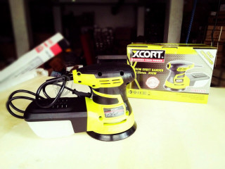 XCORT RANDOM ORBIT SANDER 125mm