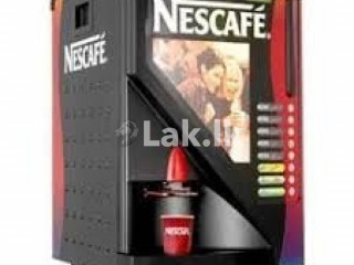Nescafe Machine Rent