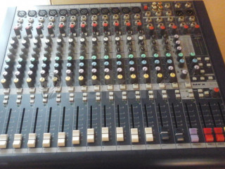 Audio Mixer Soundcraft