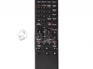 Sony home theater remote