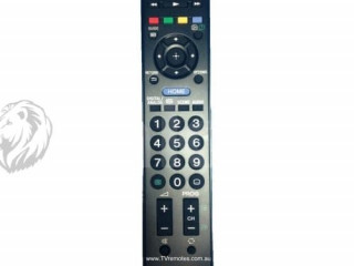Sony led tv remote