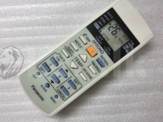 Panasonic inverter Ac remote