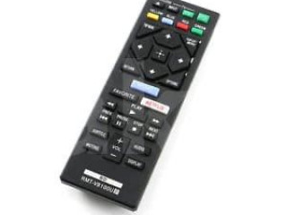 Sony Blu-ray player remote