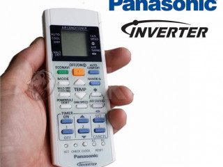 Panasonic Ac inverter remote