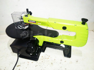 XCORT ELECTRIC SCROLL SAW 125mm 120W