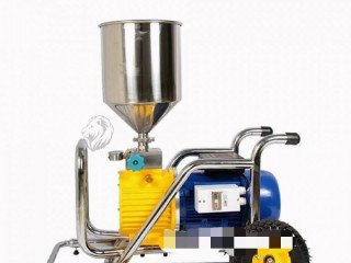 TUAN AIRLESS INDUSTRIAL HIGH PRESSURE PUTTY CEMENT SPRAYER MACHINE