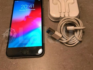 Apple i phone 6 16gb and aditional 5gb i cloud storage