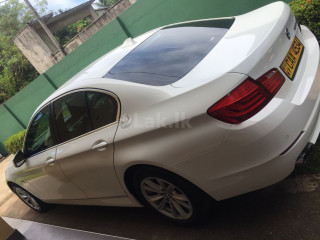 BMW 520d 2013 company brand new