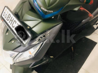 Honda Dio DX Digital meetar