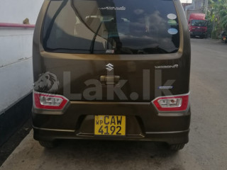 Suzuki Wagon r fz safety 2017