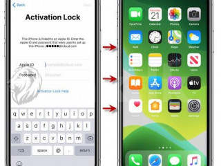 Apple iPhone unlock services