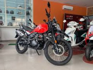 Hero xpulse 200 new bike for sell