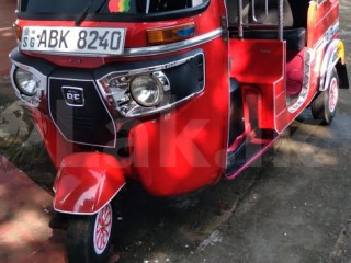 Bajaj Re three wheeler