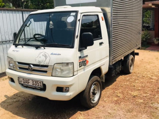Foton double buddy lorry for sale